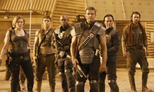 Riddick 3 review foto actores