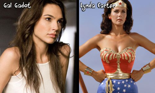 Wonder Woman: Gal Gadot vs Lynda Carter